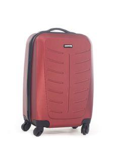 Paklite Stealth 61cm Spinner Hard Trolley Case  - Red