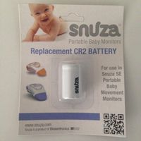 Snuza CR2 Replacement Battery