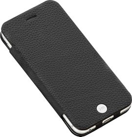 Just Mobile Quattro Folio Leather Case Stand iPhone 6/6s - Black