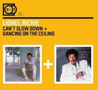 Lionel Richie - 2 For 1: Can't Slow Down / Dancing On The Ceiling (CD)