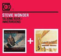 Stevie Wonder - 2 For 1: Talking Book / Innervisions (CD)