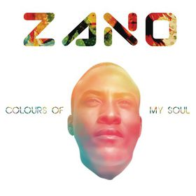 Zano - Colours Of My Soul (CD)