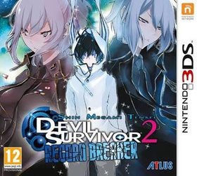 SMT Devil Survivor 2 Record Breaker (3DS)