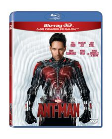 Ant-Man (3D & 2D Blu-ray Superset)