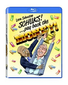 Schucks! Pay Back The Money (Blu-ray)