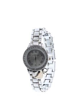 Digitime Ladies Gypsy Watch in Silver