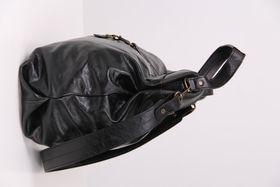 King Kong Soft Leather Tote bag - Black