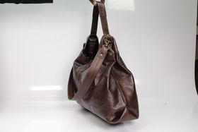 King Kong Soft Leather Tote bag LL0070002 - Brown