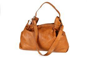 King Kong Soft Leather Tote bag LL0070004 - Tan