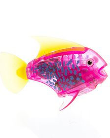 Hexbug Aquabot 2.0 Decor with Smart Fish Technology - Yellow Tale