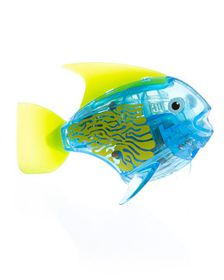 Hexbug Aquabot 2.0 Decor with Smart Fish Technology - Green Tale