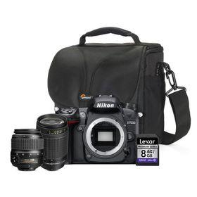 Nikon D7000 Twin Lens Value Bundle