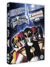 Power Rangers - The Movie/Turbo - A Power Rangers Movie (DVD)