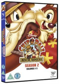 Chip N Dale - Rescue Rangers - Series 1 - Complete (DVD)