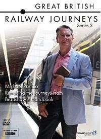 Great British Railway Journeys - Series 3 - Complete (DVD)