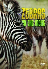 Zebras - On the Move (DVD)