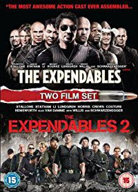 The Expendables 1 + 2 (DVD)