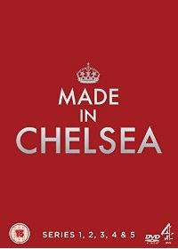 Made In Chelsea: Series 1-5 - Complete (DVD)