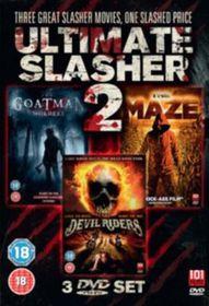 Ultimate Slasher Box Set II (DVD)