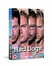 Mad Dogs - Series 1-4 - Complete (DVD)