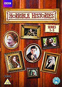 Horrible Histories - Series 1-5 - Complete (DVD)