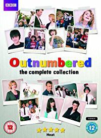 Outnumbered - Series 1-5 - Complete (DVD)