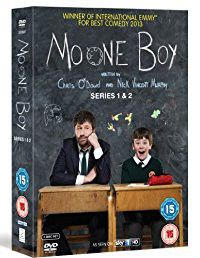 Moone Boy - Series 1 & 2 Box Set (DVD)