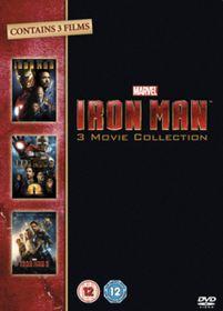 Iron Man 1-3 (Parallel Import)
