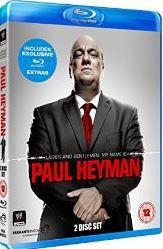 WWE - Ladies And Gentlemen, My Name Is Paul Heyman (Blu-Ray)