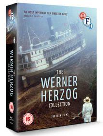 Werner Herzog Collection (Blu-Ray)