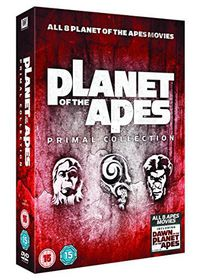 Planet Of The Apes: Primal Collection (DVD)