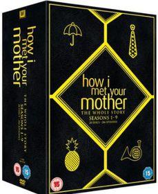 How I Met Your Mother Seasons 1-9 (Parallel Import - DVD)