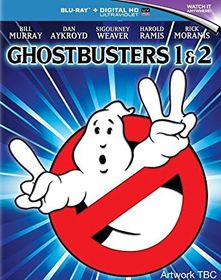 Ghostbusters / Ghostbusters 2 (Blu-Ray)
