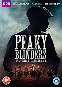 Peaky Blinders: Series 1 And 2 - Complete (DVD)