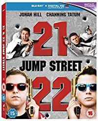 21 Jump Street (2012) / 22 Jump Street (Blu-ray)
