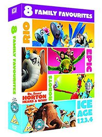 Blue Sky Collection (DVD)