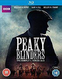 Peaky Blinders - Series 1 And 2 - Complete (Blu-Ray)