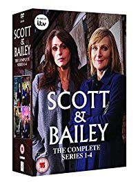 Scott & Bailey - Series 1-4 [2011] (DVD)