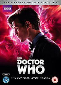 Doctor Who: Series 7 - Complete (DVD)