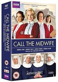 Call The Midwife - Series 1-4 - Complete (DVD)