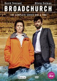 Broadchurch - Series 1 and 2 - Complete (DVD)