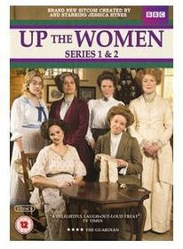 Up The Women - Series 1 and 2 - Complete (DVD)