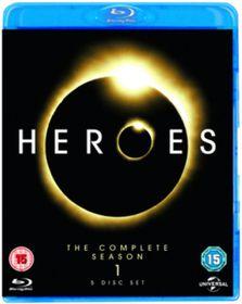 Heroes - Series 1 - Complete (Blu-Ray)
