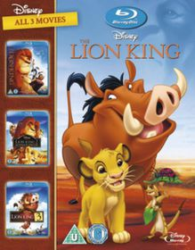 Lion King Trilogy (Parallel Import)