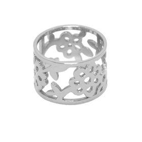 Almond Blossom Ring - Sterling Silver