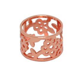 Almond Blossom Ring - Rose Gold
