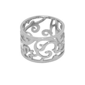 Cherry Blossom Ring - Sterling Silver