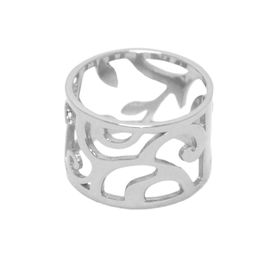 Peach Blossom Ring - Sterling Silver