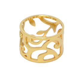 Peach Blossom Ring - Yellow Gold