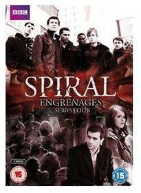 Spiral - Series 4 - Complete (DVD)